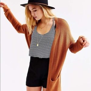 URBAN OUTFITTERS BDG CARTER CARDIGAN